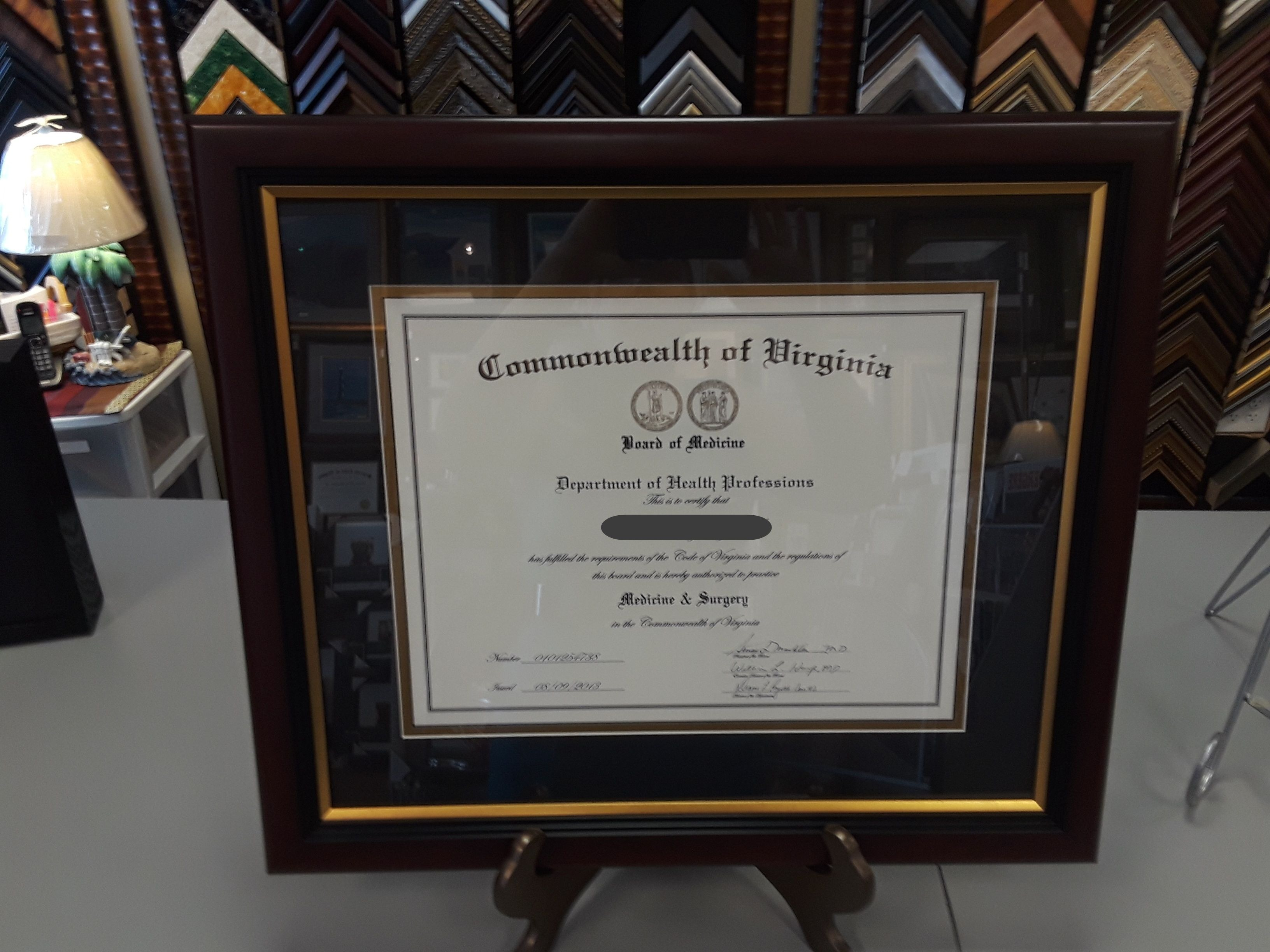 Diplomas - Frame-N-Art